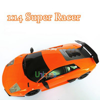 Wholesale Super Big Remote Control Car RC Electric Toy Sport Car Model Radio Control Toys Double motors High Simulation