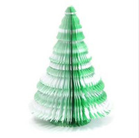 Wholesale AAAA quality Creative Christmas Tree Shape Memo Pad Note Paper Notebook