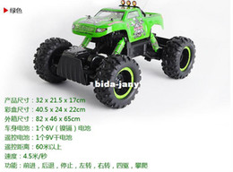 Wholesale Can be modified four wheel drive off road remote control car large climbing electric toy wireless charging rc