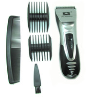 beard trimmer battery - one pc PRO HAIR TRIMMER CLIPPER PORTABLE STYLER CUTTER GROOMER TRAVEL DRY BEARD BATTERY KIT