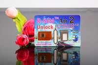 Wholesale Unlock card R SIM Air2 For4 S C S iOS X X Sprint N new product