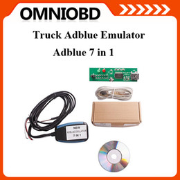 Wholesale Newest Adblue Emulator in with Programing Adapter for Mercedes Benz MAN Scania Iveco DAF Volvo and Renault