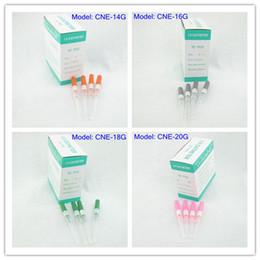 Wholesale 50pcs Gauge Steel Catheter Piercing Needles Supply CNE Series G G G G G