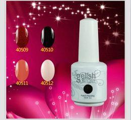 Wholesale Gelish Nail Polish Soak Off Nail Gel For Salon UV Gel Colors ml factory supply by iebay