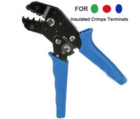 Wholesale RATCHET TERMINAL CRIMPING TOOLS For Insulated terminals and butt connectors SN C