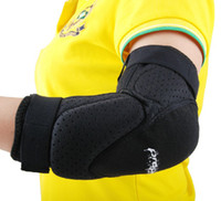 Wholesale Deluxe Kevlar Elbow Pads Support Guard Protective Gear For Bike MTB BMX Downhill Motorcycle Ski Snowboard Men Women