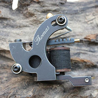 Wholesale Supply Handmade Custom Tattoo Machines Guns With Cast Iron For Shader Wrap Coils