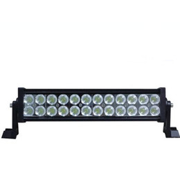 Wholesale hot sales V V inch truck tractor trailer offroad spot flood combo w led light bar W led off road light bar