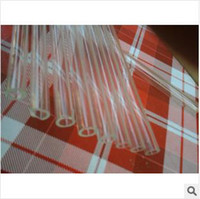 acrylic transparent tube - Hookah Accessories transparent glass tube diameter mm length cm