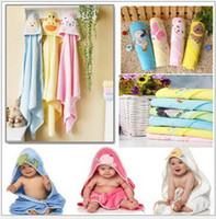 Wholesale 76 CM New Comfortable Soft Pure Cotton Cartoon Children Baby Sleeping Bag Infant Blankets Worldwide