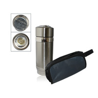 Wholesale Water ionizer flask Energy Dual portable Water Filter Bottle cup