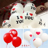 Wholesale Wedding balloons balloons wedding celebration arranged marriage room Decorative inch balloon arches Party Balloon