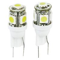 Wholesale New White Led High power Car Led Wedge Bulb LED Light Showing Wide SMD Bulb Q4010B