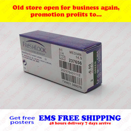 Wholesale Freshlook Colorblends Kind Colors Contact Lenses Mix Color Pairs Ems