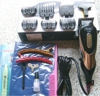 Wholesale Wahl V portable professional Hair Clipper piece suit Hair Remover in set with all clips and retail packaging