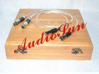 HiFi balanced interconnects xlr - Acrolink Hi End pure silver plated Balanced XLR Audio Interconnect Cable M