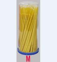 apply for medical - Size M Micro Brush Applicators For Dentistry Medical Tool Apply unguent