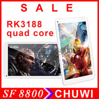 Wholesale CHUWI V17HD RK3188 Quad Core ANDROID tablet GHz inch Tablet PC Android KITKAT IPS Capacitive Touch Screen GB ram GB rom