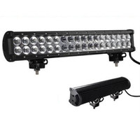 al por mayor 18 led de conducción barra de luz-18 '' 108W CREE barra ligera LED 36x3W 8600lm Volt Light 12 LED LED Mina Truck Bar Auto Barco ATV SUV UTE 4WD conducción Trabajo Luz IP67