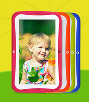 Wholesale Birthday gift for kid children BENEVE R70AC Kids Tablet PC inch IPS Screen RK3026 Dual Core Android GB