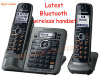 Bluetooth cordless phone - TG7641TCordless Phone digital answering machine DECT6 bluetooth
