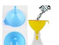 Wholesale Easy Refuel Convenience Small Funnel Kitchen Tools Plastic Funnel Kitchen Gadgets