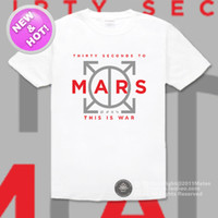 Men Polo Short Sleeve 30 Seconds to Mars 30STM selling singles This Is