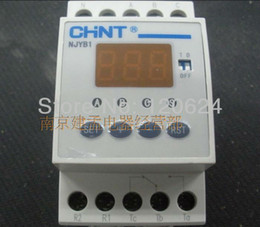 Wholesale CHINT NJYB1 relay motor protection circuit protection controlling large size motor overvoltage cheaper ABB schneider