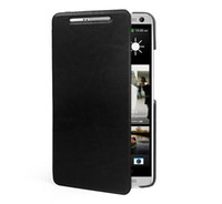 For Apple iPhone Leather HTC Super Thin Flip Cover For HTC One Max T6 Leather Case Wallet Pouch Free Screen Protector