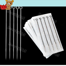 Wholesale 50 Sterilize Tattoo Needles Round Liner RL
