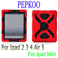 Cheap Protective Shell/Skin Pepkoo iPad 2 3 4 5 6 Air 2 Best 7.9'' For Apple Pepkoo iPad Mini Retina