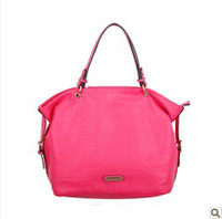 Wholesale 2013 women s branded name handbag strap decoration casual one shoulder fashion handbag popular leather bag