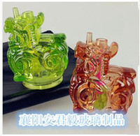 glass products - Glass water pipes yanju classic the mythical wild animal water pipes of products sell like hot cakes