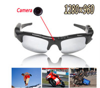 Wholesale Digital Glasses Camera Mobile Eyewear Video Voice Recorder DV DVR x960 Free amp Drop shipping