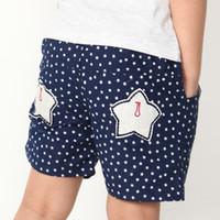 Shorts Unisex Summer Summer Korean Children Shorts Pure Cotton Star Kid's Boy Girl Hot Pants Child Shorts 100-140 10pcs lot GX248