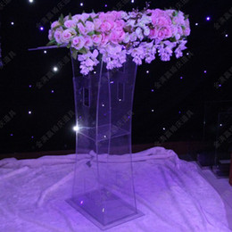 Wholesale Transparent acrylic podium celebrations learning new sets of wedding ceremony wedding presided over Taiwan podium