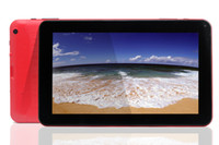 Wholesale NEW Inch A23 Dual Core Dual Camera Tablet PC With GB ROM Android WIFI Web Camera Video Chat MID VIA DHL Free