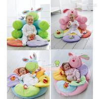 Wholesale In Stock ELC Blossom Farm Sit Me Up Cosy Baby Seat Baby Play Mat Small Baby game pad