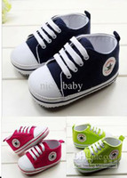 amps shoe - Newest Style Unisex Autumn Baby Shoes Deep Blue Star Embroidery Boy amp amp Girl Toddler Shoes For Age M M M M M