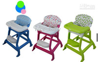 Wholesale Precious Planet High Chair Baby Dining Chairs Bright Green Sky Blue Purple