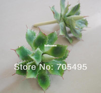 Wholesale cm DIY Artificial Plant Star Cactus Bare Stem Picks