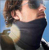 achat en gros de une partie de masque-Capuchon de visage CS Capuchon de ski Capsules de cuisinières Balaclava / Écharpe / Pièces de casque de moteur / Polaires avancées / taille libre / Multi-usage