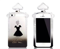 For Apple iPhone Silicone  Hot BRAND N5 2014 New FOR iphone5 5S perfume perfume bottle mobile phone 5S case iphone4s mobile phone sets