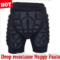 Wholesale Sports Hip Pad Protection Pad Roller Skating Skating Skiing Hip Pad Drop Resistance Roller Hip Pad Pants