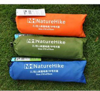 Wholesale Naturehike Camping Waterproof Tent Mat Sun shading Tentorial Thickening Oxford Fabric Mat Blue Orange Army Green