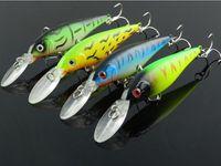 Wholesale Plastic Minnow Fishing Lures Bass CrankBait Tackle g cm quot