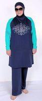 Wholesale Hot Sell Muslim Swimsuit Muslim Swimwear Islamic Swimsuit