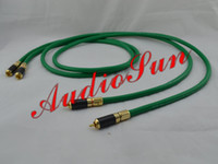 Cable analog interconnects - McIntosh RCA interconnect cable Analog Audio Interconnect with Carbon RCA Connector M