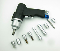 Wholesale High Quality quot Air Pneumatic Impact Wrench Gun Tool with accessories