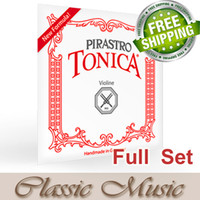 Wholesale Pirastro tonica Full violin string Ball end nylon string made in Germany